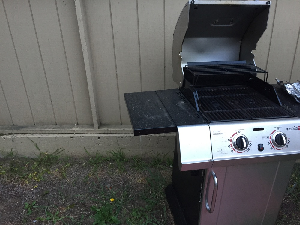 How is there not a rap song about grilling?