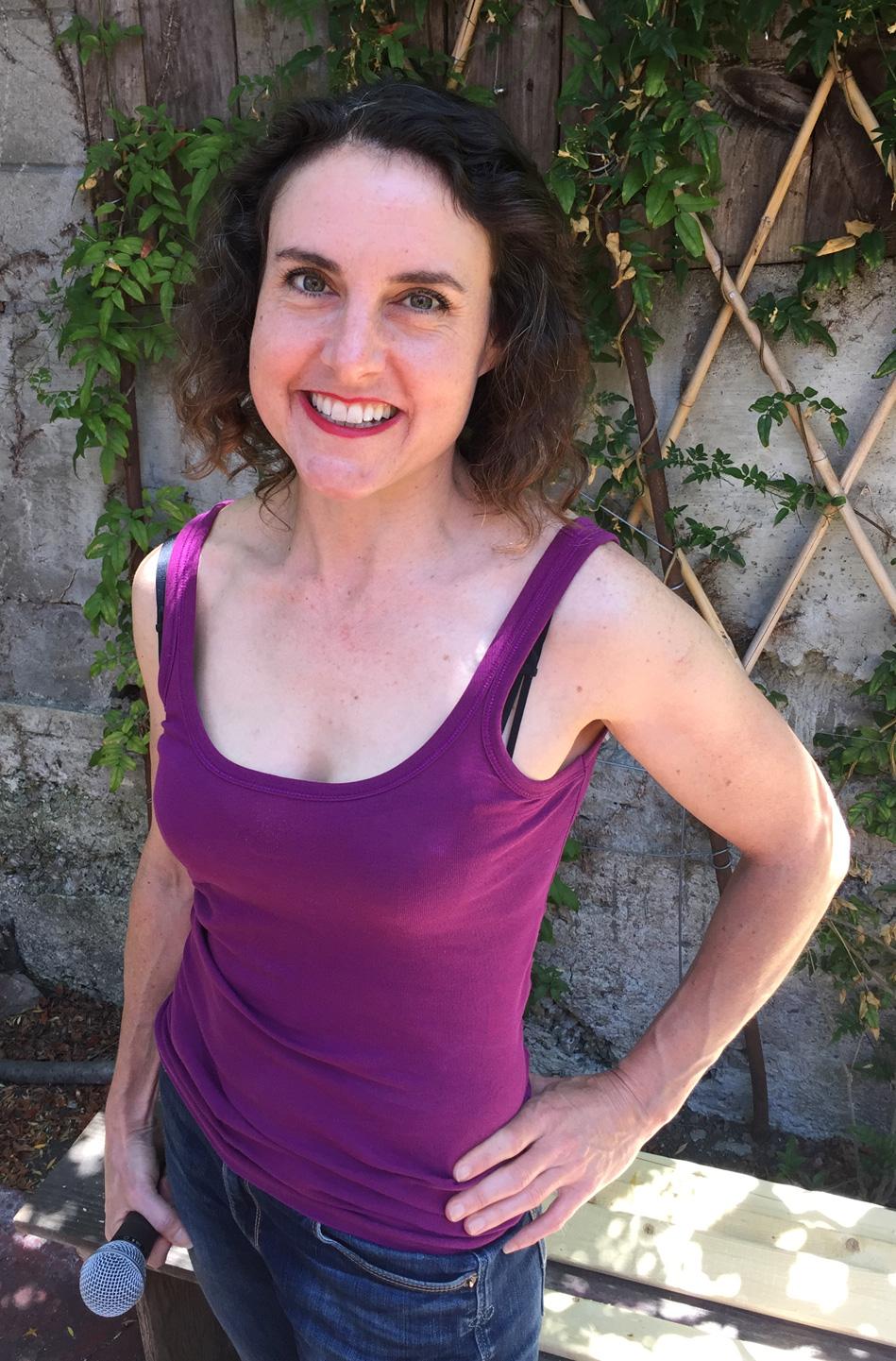 Julie Soller, StorySlam Oakland