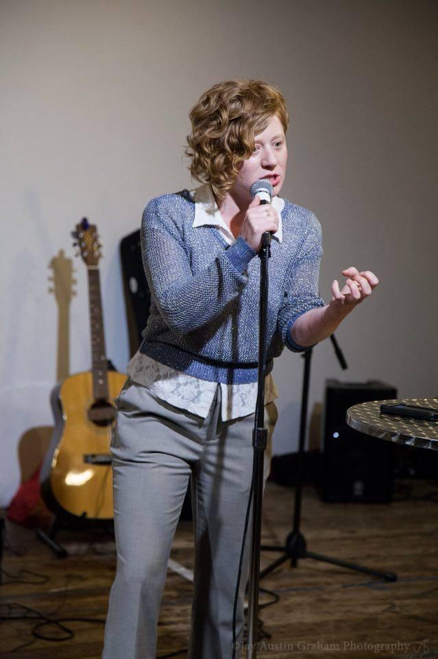 Storyteller: Alyssa Westerlund