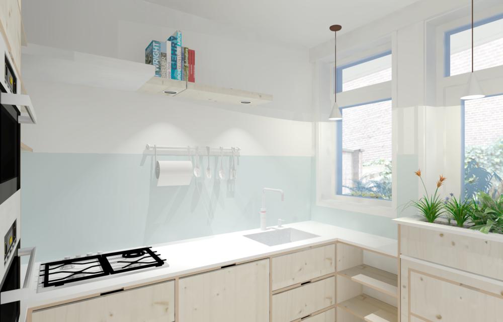 Keuken ontwerp — studio_TD