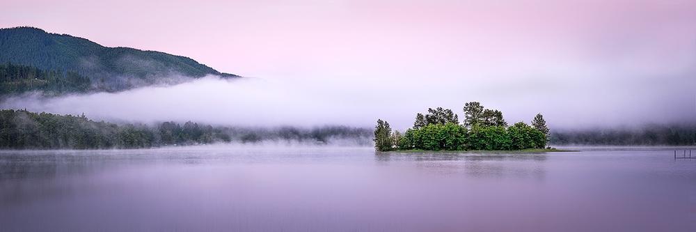 Pastel Island - Panorama