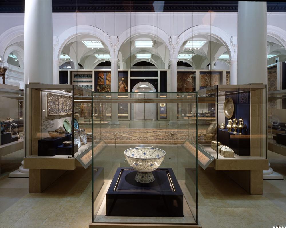 Museo V&A Londra - Courtesy Goppion Spa