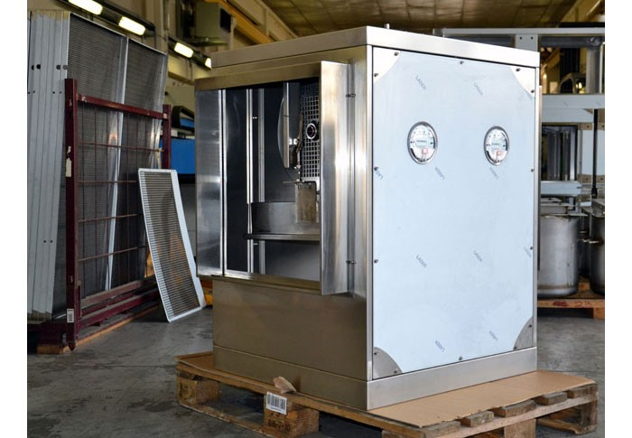 Inossidabili_macchinari carpenteria metallica_Med Srl