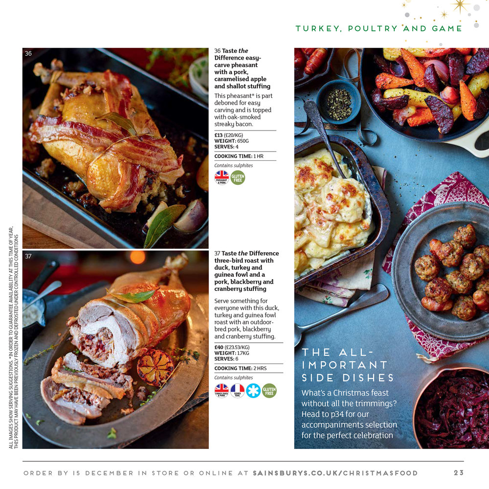 Sainsburys fto 2016 myles new food christmas fo pdf book 23g forumfinder Image collections