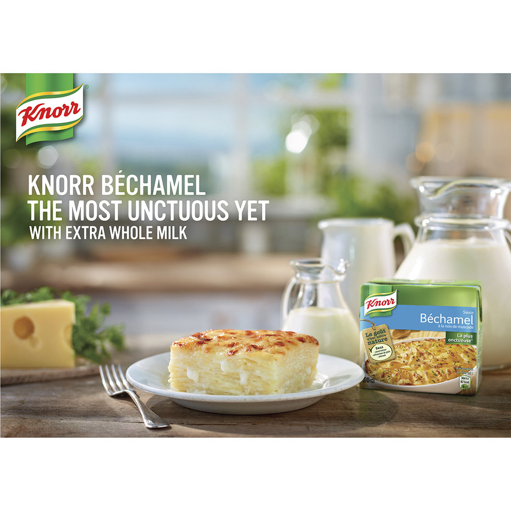 Knorr Sauces and soups