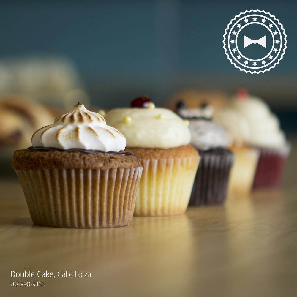 Cupcakes, de   Double Cake  , Calle Loíza