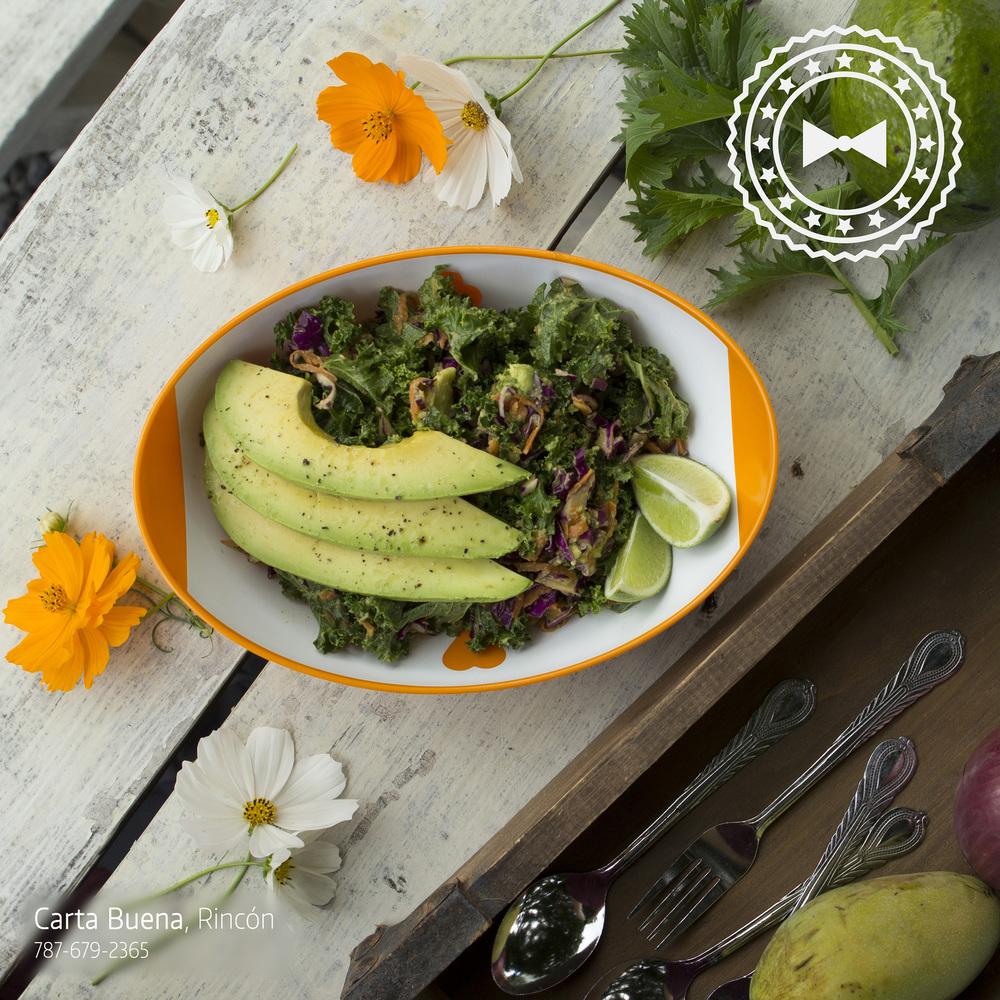 Kaavocado Salad,   Carta Buena  , Rincón