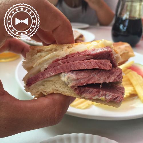 Reuben Sandwich, de TBC, Aguadilla
