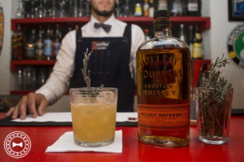 Lady Bulleit, de Jonatan Melendez, bartender de Santaella y World Class Puerto Rico.