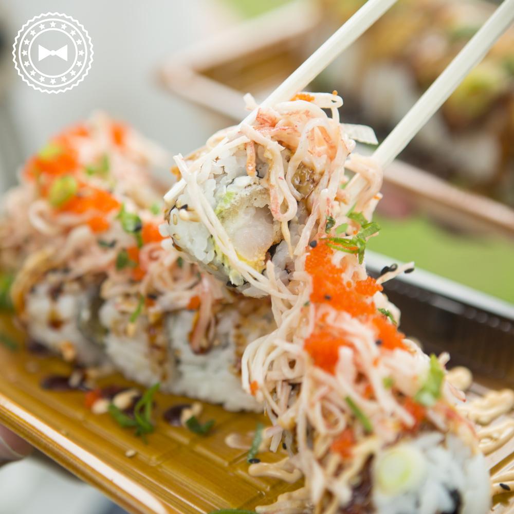 Crazy Roll, de Crazy Sushi