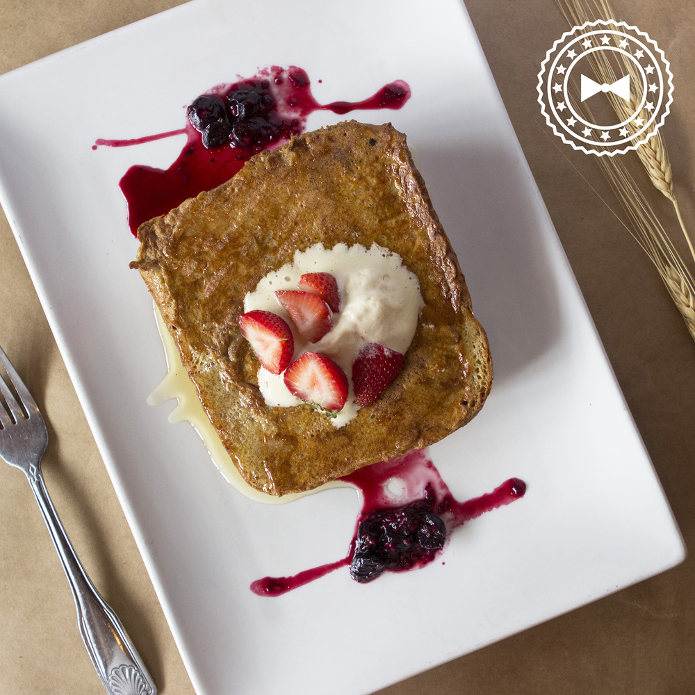Pannetone French Toast