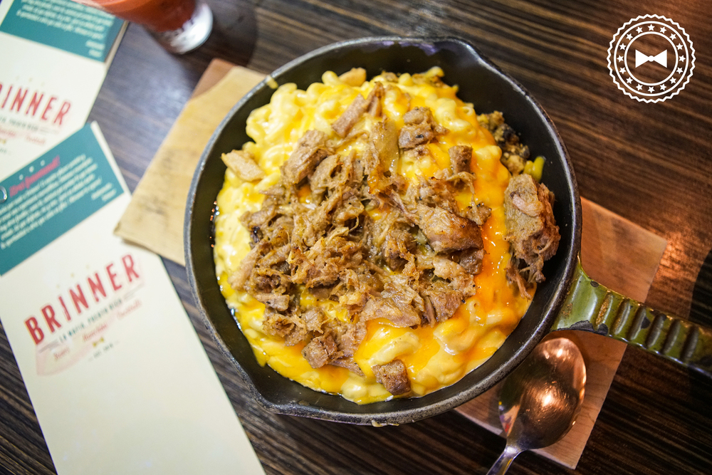Mac & Cheese @ BRINNER