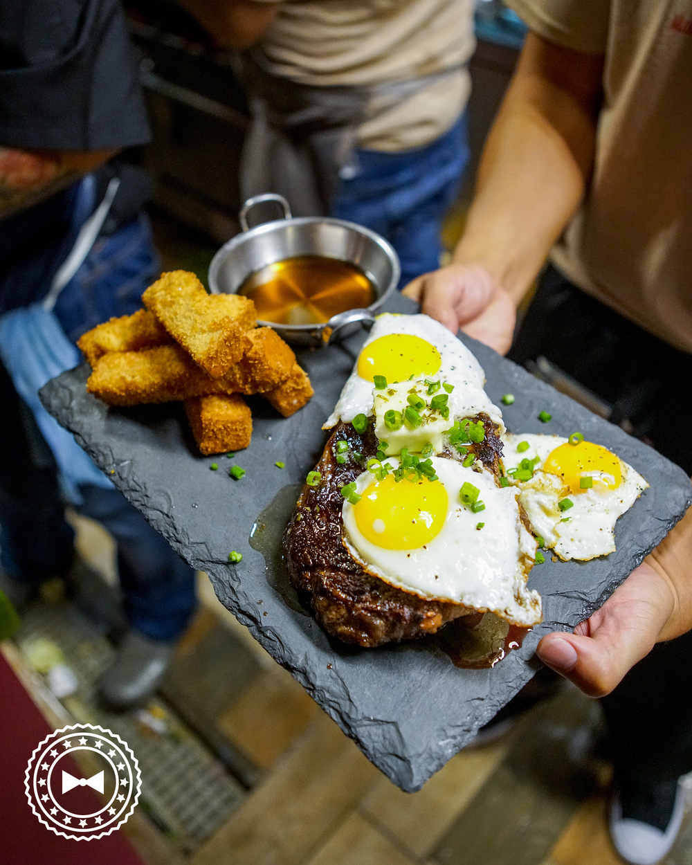 Ribeye & French Toasts
