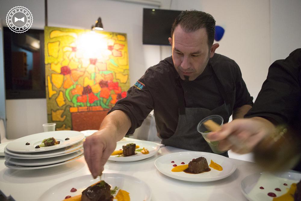 Chef Pedro Torres de En Boga, San Juan