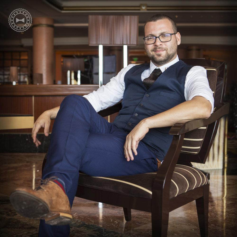 Carlos Irizarry, embajador de Ketel One Puerto Rico y bartender en la barra #31 del mundo, La Factoría, Viejo San Juan.