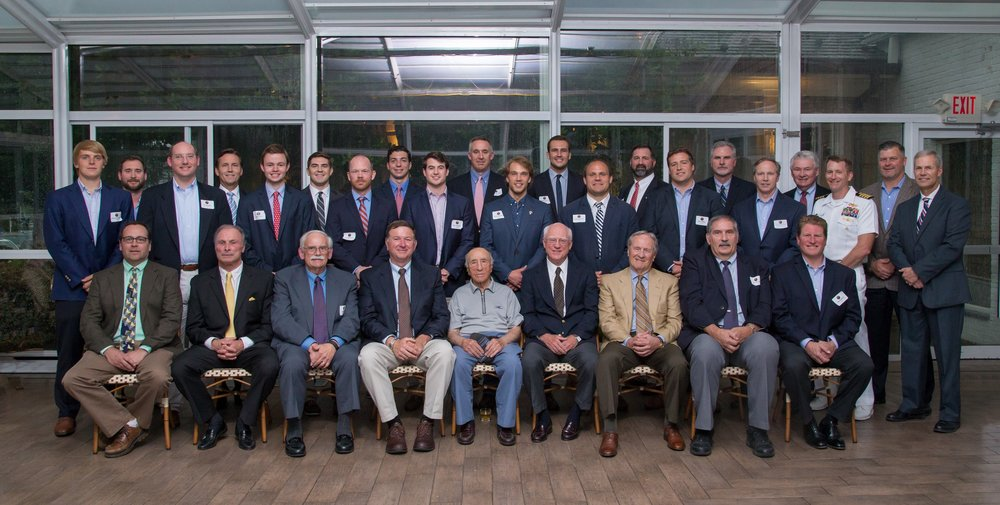 50th Celebration Dinner - Corr Board, Corr Family Members, Guest Speakers and Former Winners - Photo Gallery Below