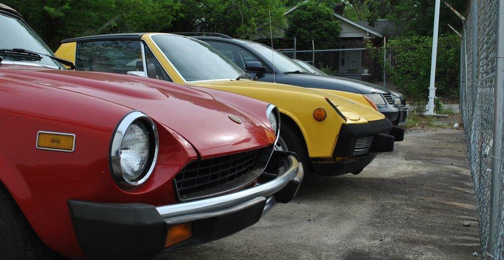 Fiat, Porsche, VW repair Columbia SC
