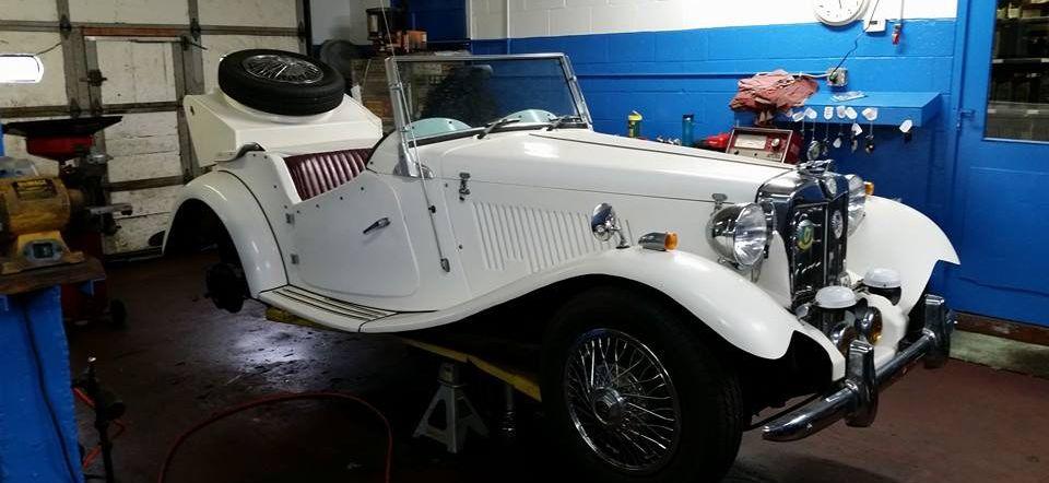 British auto repair Columbia SC