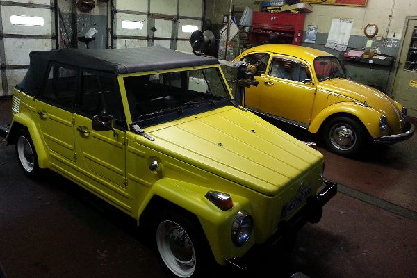 VW thing repair at import Specialties of columbia SC