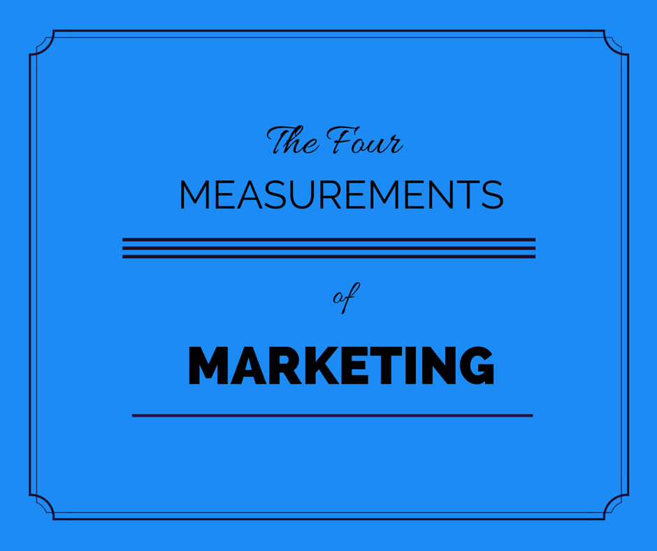 THE FOUR MEASUREMENTS OF