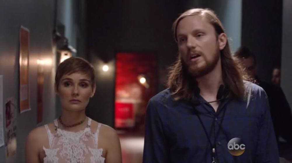 Joshua on Abc's nashville