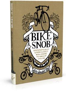 Forside BikeSnob.