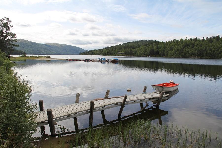 Savalen, ei populær fjellbygd og en stor innsjø med samme navn.