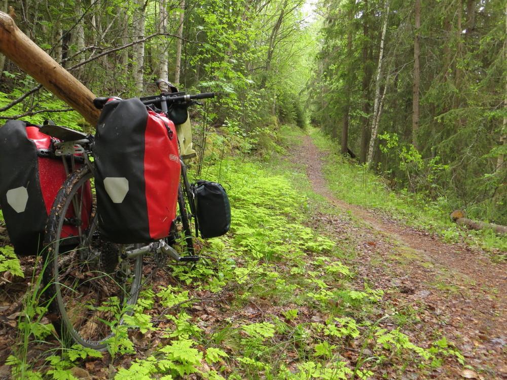 Sykkelen kan også gjøres lettere.