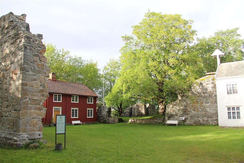 Rein kloster, et flott sted verdt å besøke.