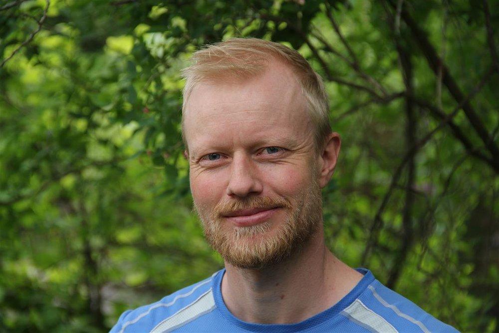 Portrett Lars Erik Sira