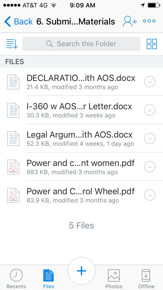 how to organize your firm e files amiga