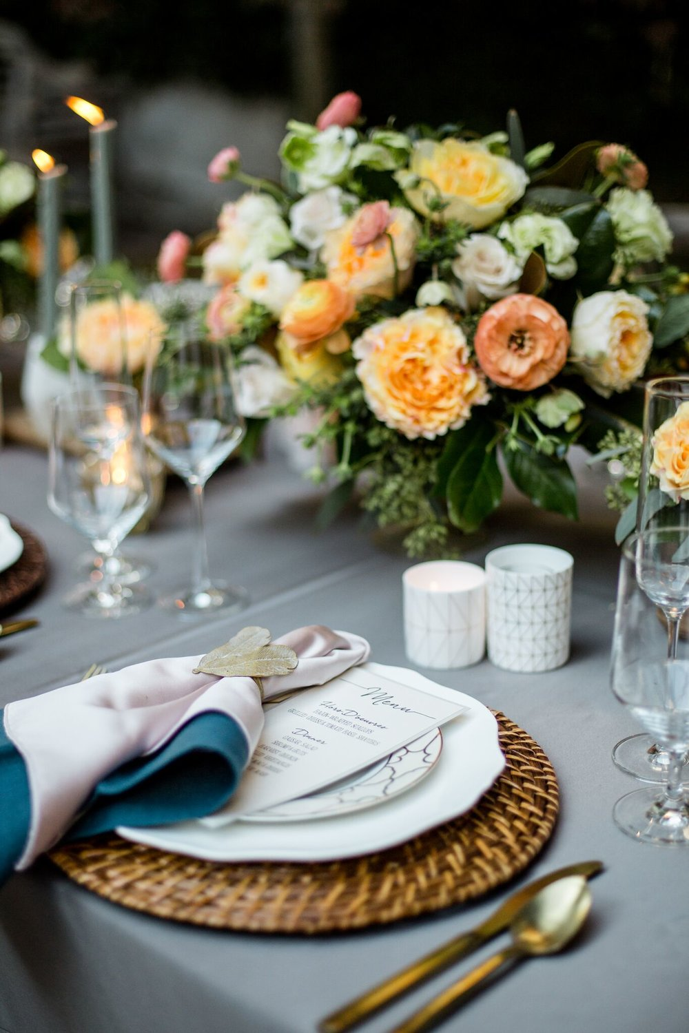 C&C 2018 Design by Fiore Fine Flowers Photo The Story Creative