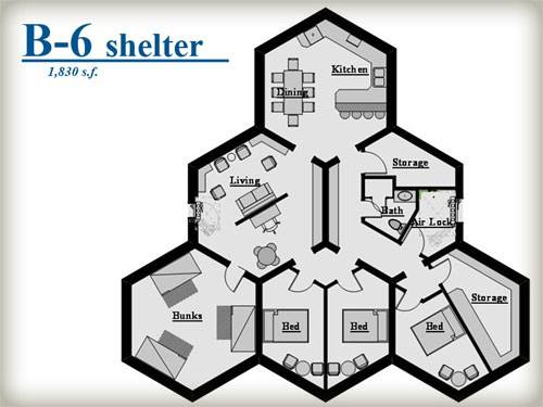 Fallout. Shelter.
