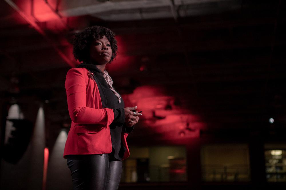 TEDxKCWomen 2019: What moves you forward? -
