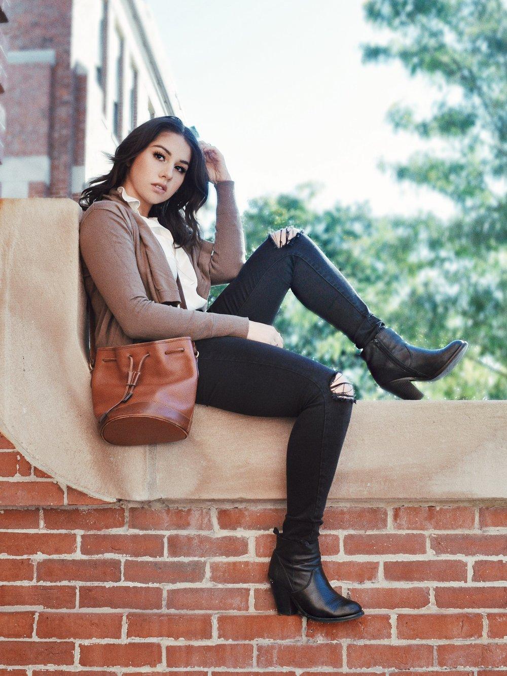 fall fashion classy