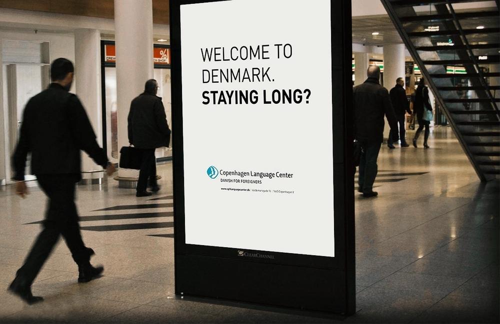 Københavns Sprogcenter<strong>Brandingkampagne, print, outdoor</strong><a href=/kbh-sprogcenter>Mere</a>