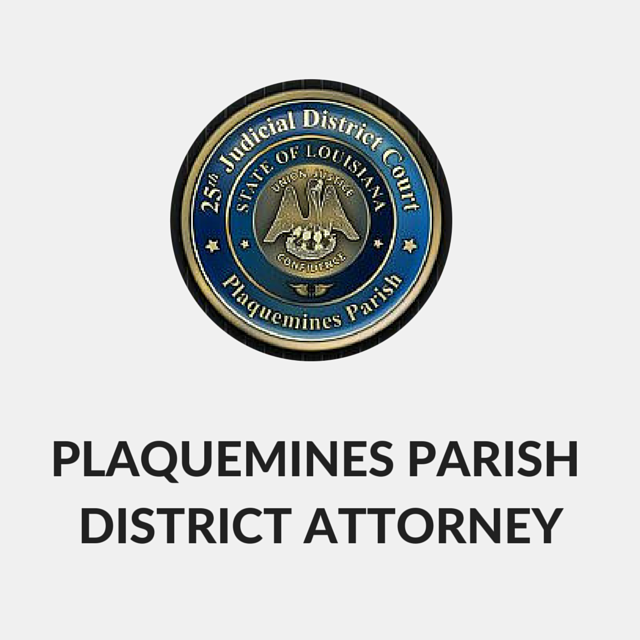 Plaquemines Parish District Attorney