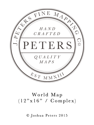 World map jters fine mapping co world mapg gumiabroncs Gallery