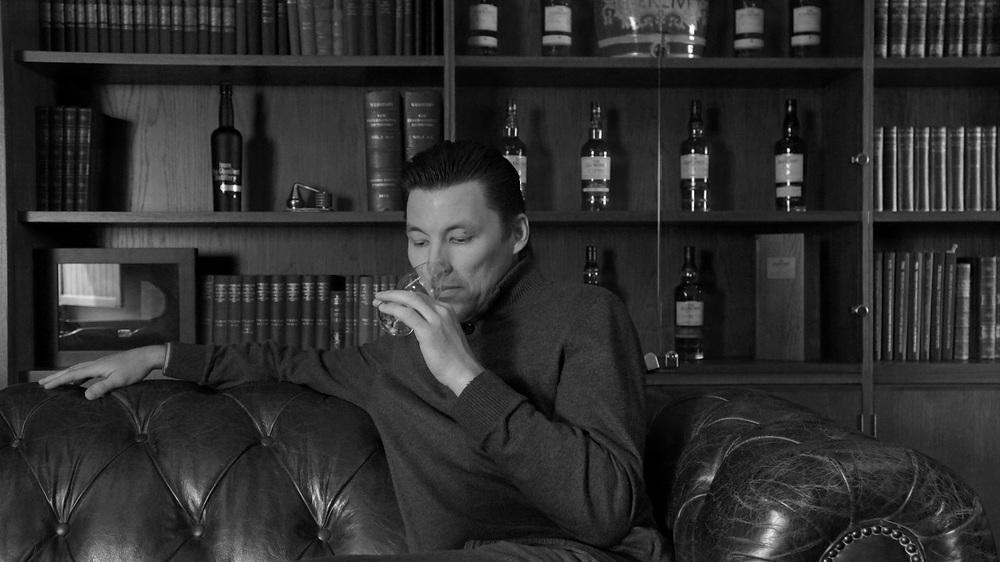 Sebastien Gavillet - Whisky Tasting