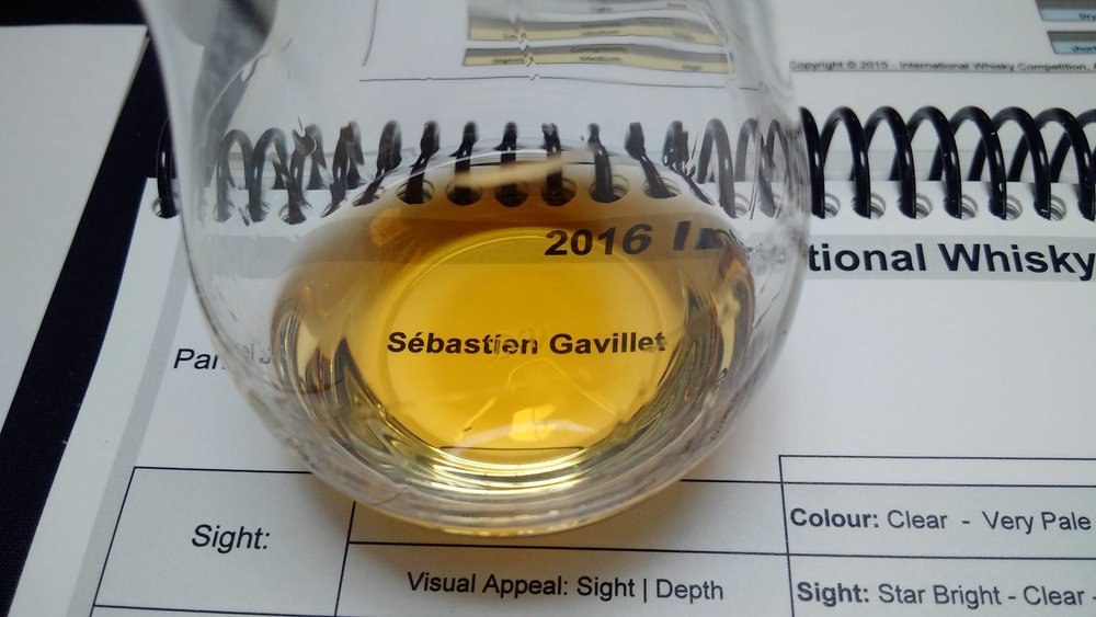 2016 International Whisky Competition