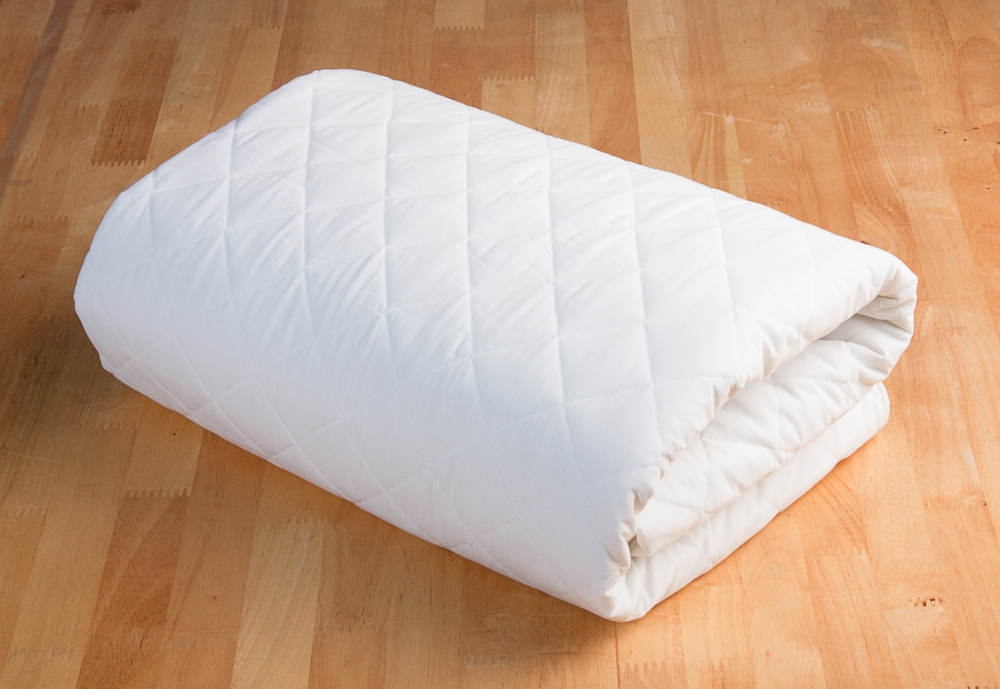 photo of hotel mattress pad
