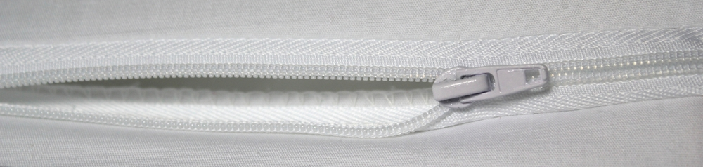 photo of zippered pillow protector