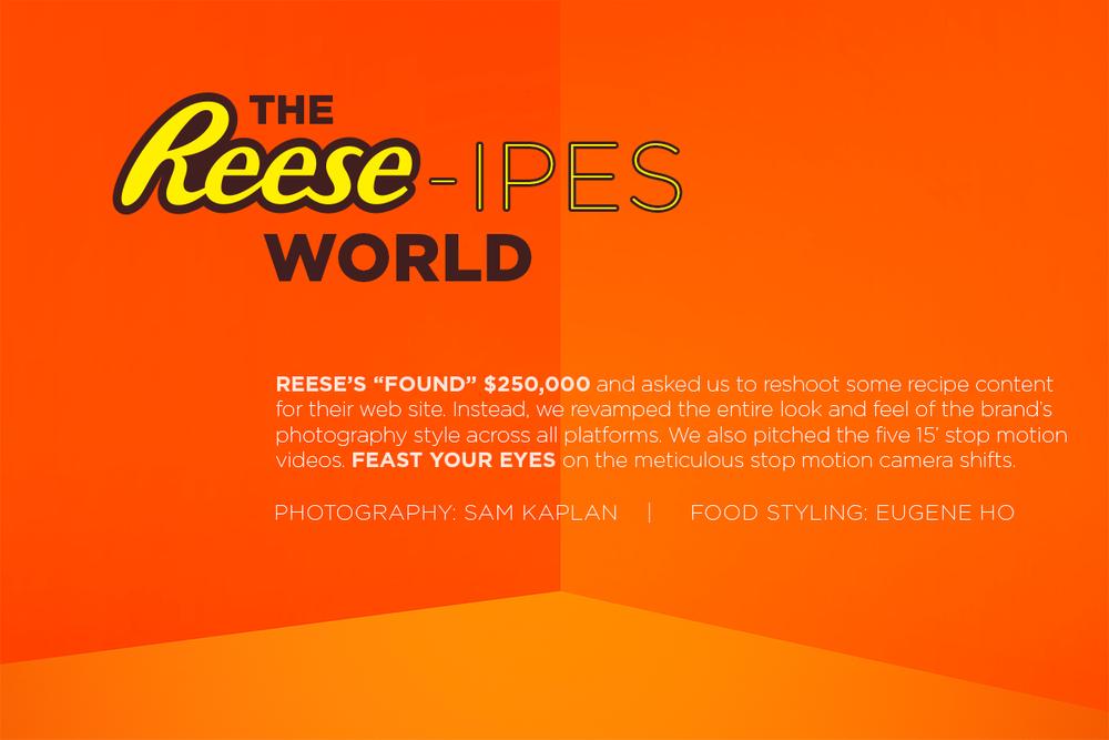 Reese-ipes