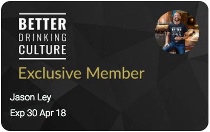 *Mock-up design of the virtual BDC Membership Card