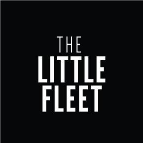 The Little Fleet_logo_white on black.jpg