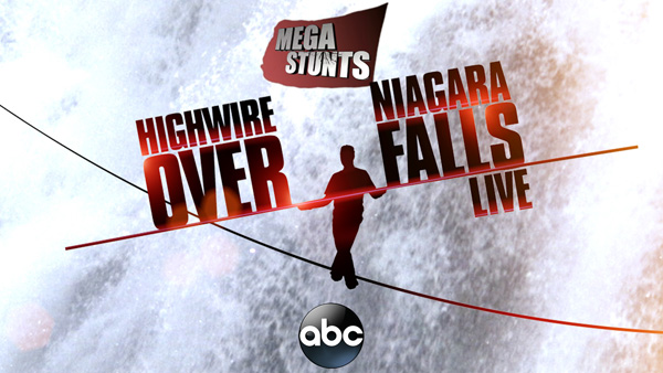 Highwire Over Niagara Falls Live