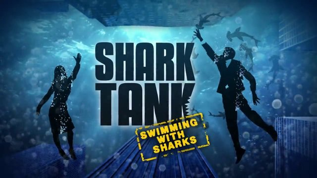 Shark Tank Swimming with Sharks