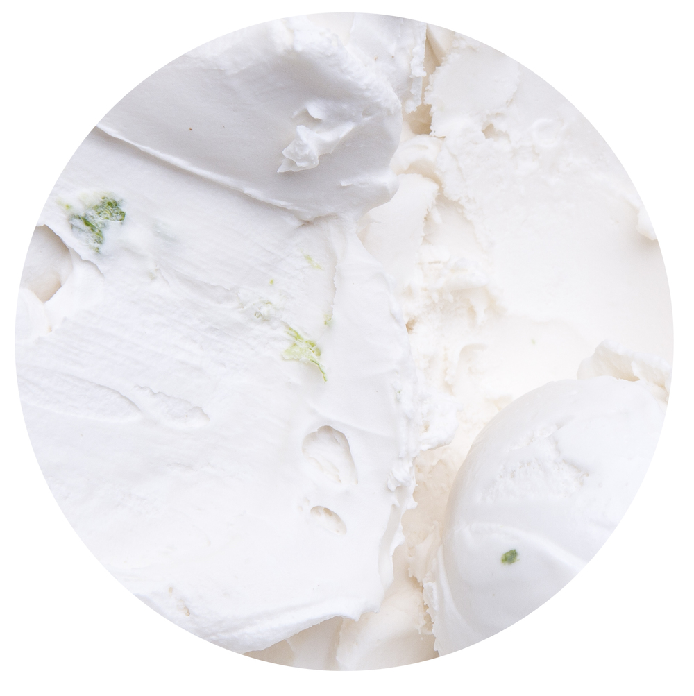 COCONUT LIME SORBET