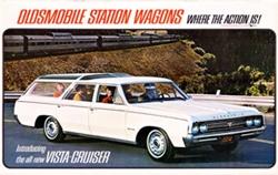 photo of Oldsmobile Vista Cruister