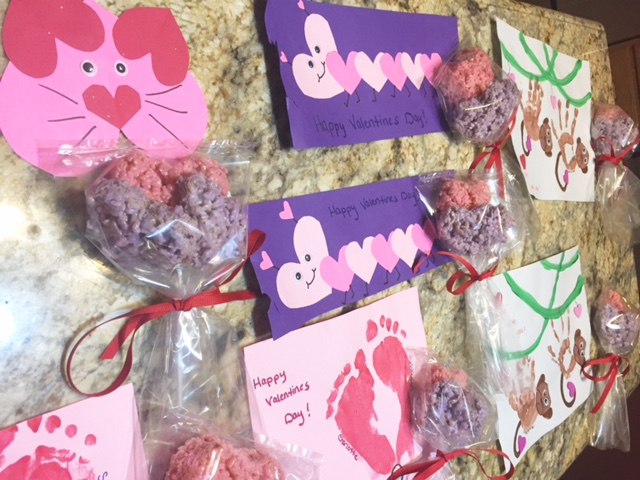 Fun treats to make with kids for Valentines Day